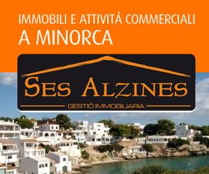 Immobili e attività commerciali a Minorca