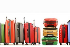 viaggiare valigie