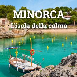 Isola di Minorca