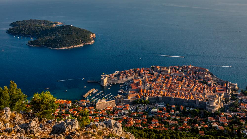 isole di Dubrovnik