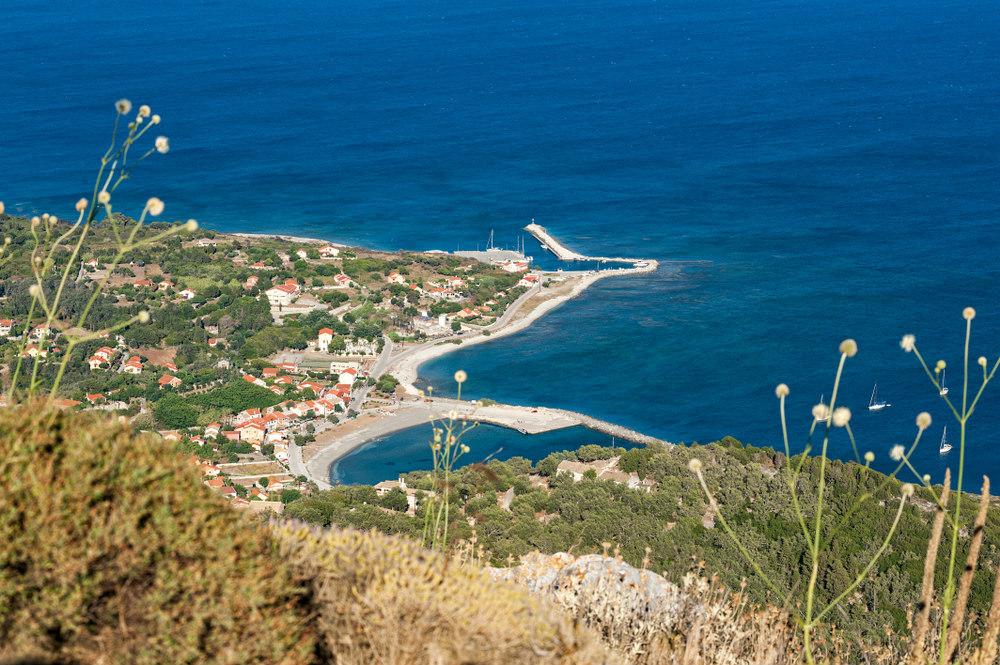 isola di othoni grecia
