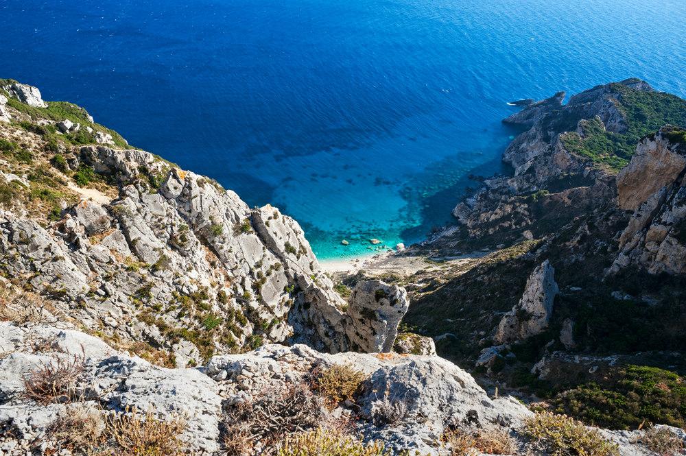 isola di fanò grecia