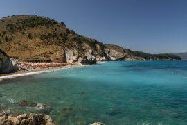 al mare in Albania