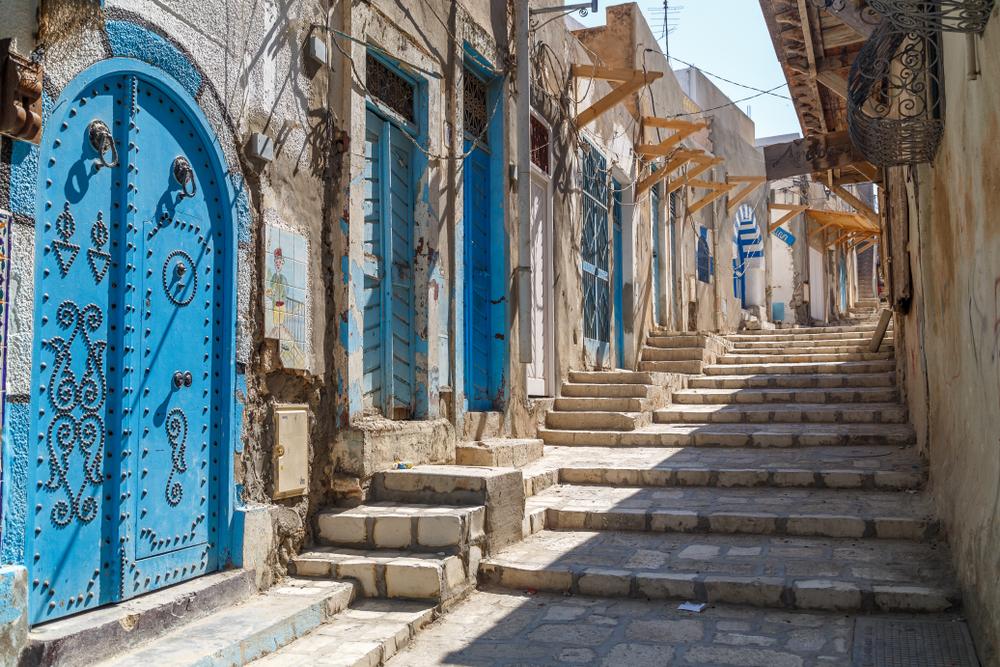 tunisia visitare