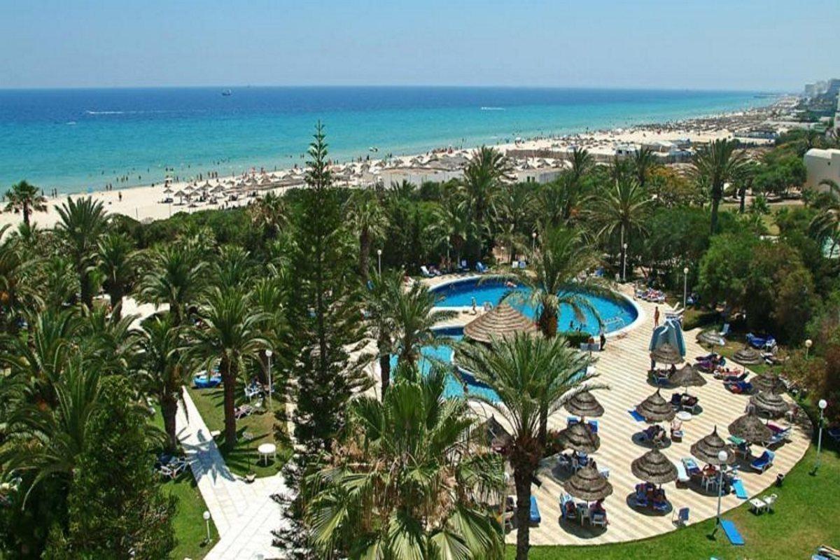 mare tunisia hotel