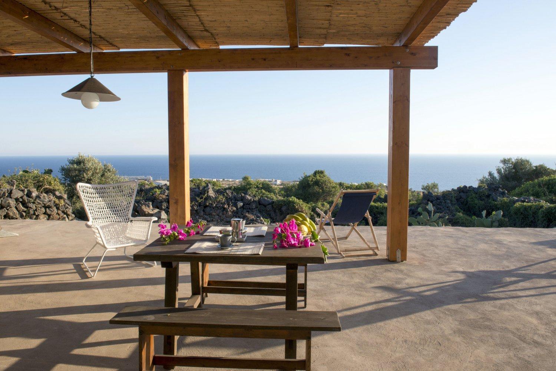 dormire a pantelleria