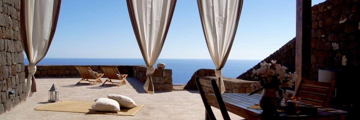 dormire pantelleria