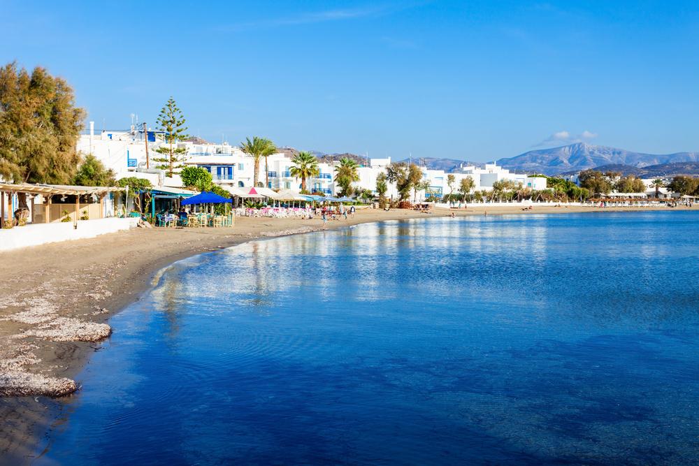 naxos grecia vacanze