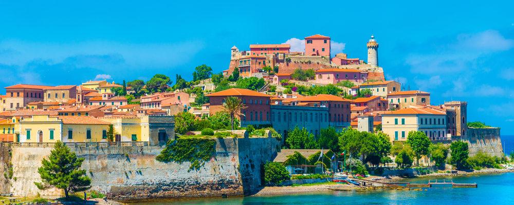 Isola d'Elba, la vera perla del Mediterraneo